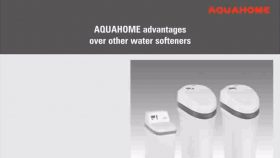 AQUAHOME Advantages over other water softeners